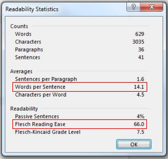 Writing techniques and strategies, readability by Tracie Marquardt