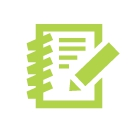 International Audit Report Writing Icon