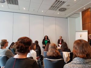 HIP Carousel 2017, Heidelberg International Professional Women's Forum