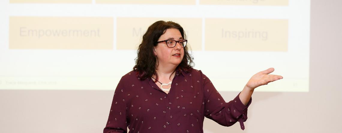 Slider: E Agile Audit Communication